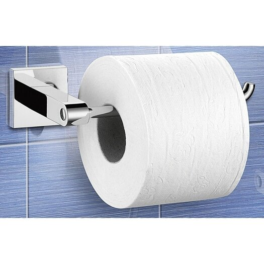 """Gedy by Nameeks New Jersey 6.69"""" Toilet Paper Holder"""