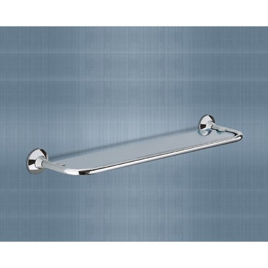 "Gedy by Nameeks Ascot 24"" x 2.4"" Bathroom Shelf"