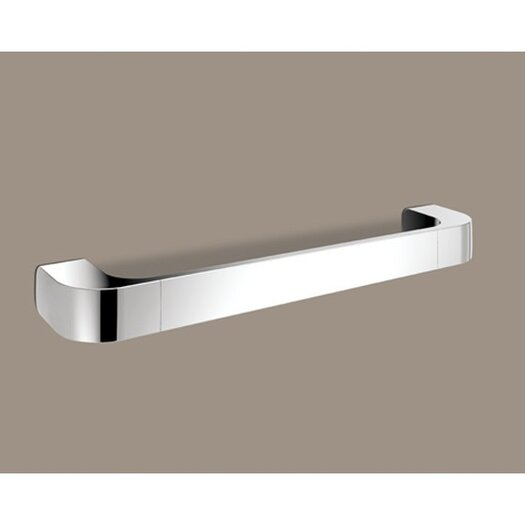 """Gedy by Nameeks Outline 13.8"""" Wall Mounted Towel Bar"""