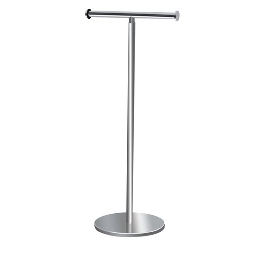 Gedy by Nameeks Florida Free Standing Toilet Paper Holder