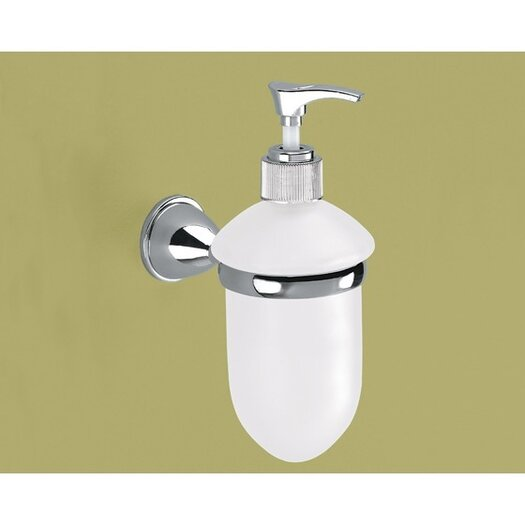 Gedy by Nameeks Genziana Soap Dispenser
