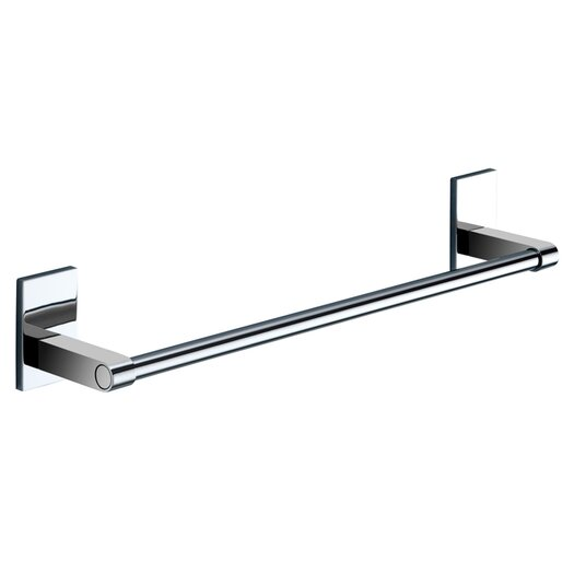 "Gedy by Nameeks Maine 24.65"" Wall Mounted Towel Bar"
