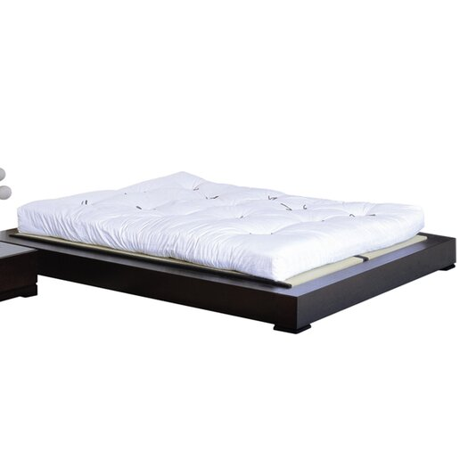 Beverly Hills Furniture Zen Platform Bed
