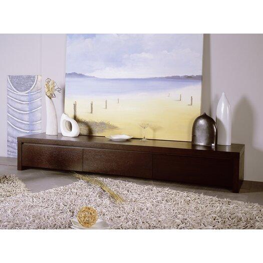 """Beverly Hills Furniture Slender 86"""" TV Stand"""