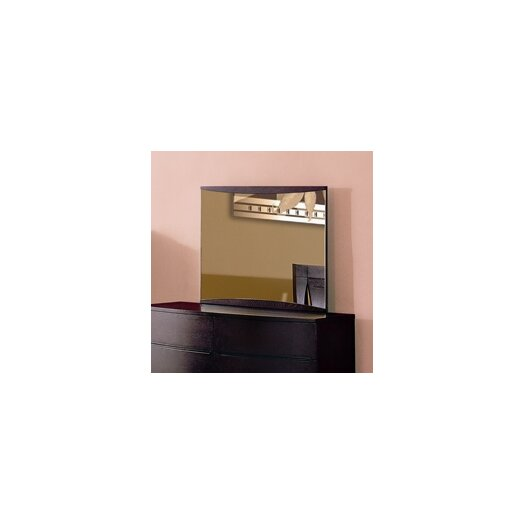 Beverly Hills Furniture Maya Rectangular Dresser Mirror