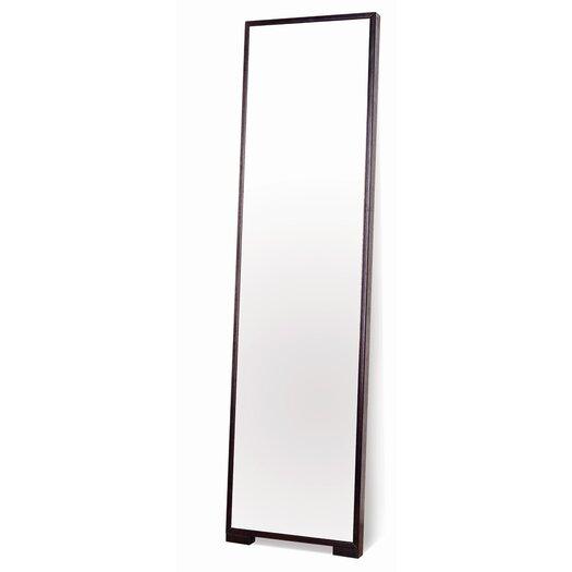 Beverly Hills Furniture Slim Leaning Mirror