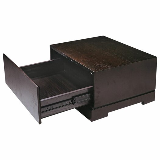 Beverly Hills Furniture Zen 1 Drawer Nightstand