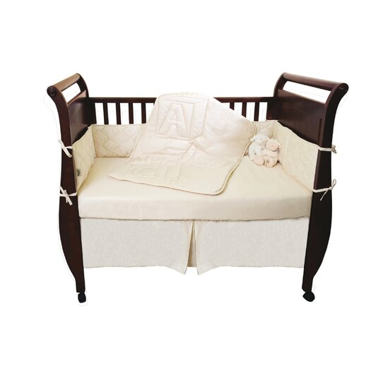 Natura Certified Luxury Organic 4 Piece Crib Set