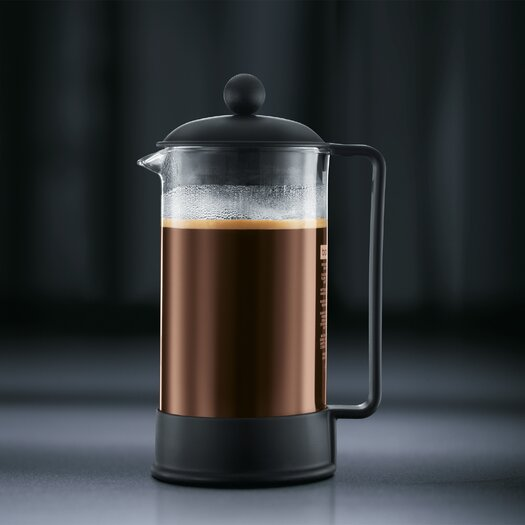 Bodum Brazil French Press Shatterproof Coffee Maker