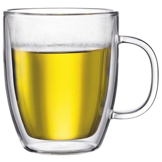 Bodum Glass Bistro 15 oz. Mug