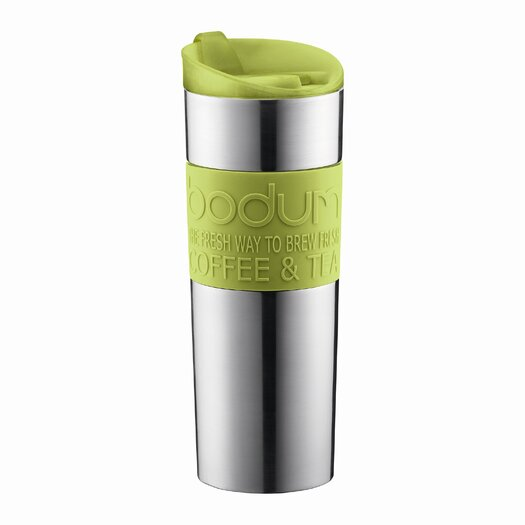 Bodum Bistro 15 Oz. Double Walled Vacuum Travel Mug