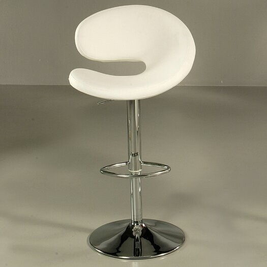 Pastel Furniture Gilbraltar Adjustable Height Bar Stool