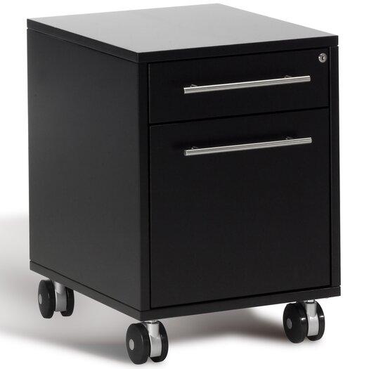 Jesper Office Jesper Office 9000 Professional Series 9821 Drawer Mobile File Cabinet