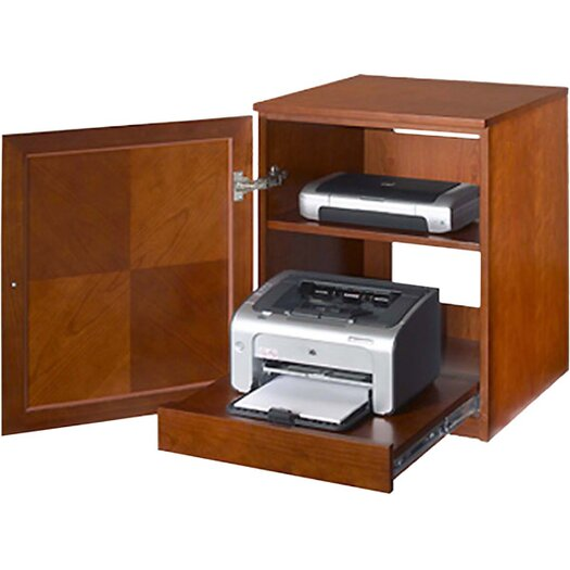 Jesper Office Printer Cabinet in Wood
