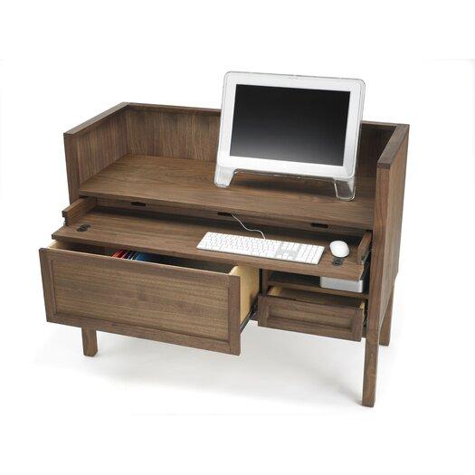 Jesper Office Jesper Office Highland Series 7508 Armoire Desk