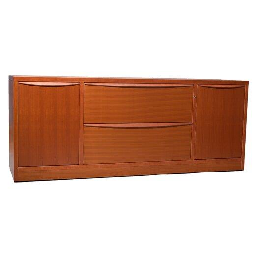 Jesper Office Wood Storage Credenza
