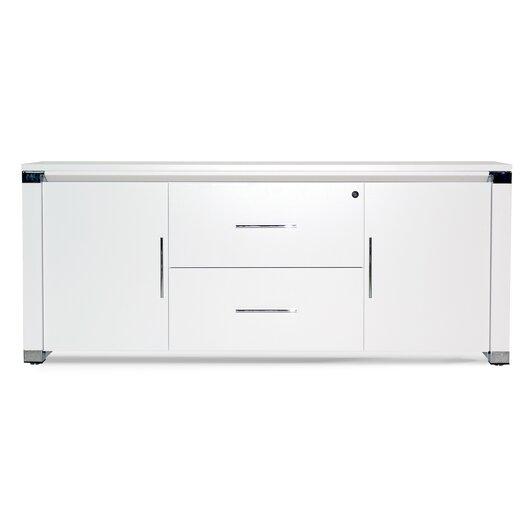 Jesper Office 500 Series Storage Credenza