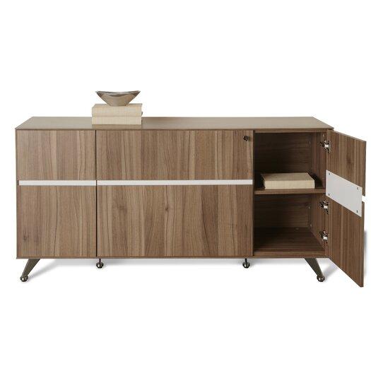 Jesper Office 300 Series Filing & Storage Credenza