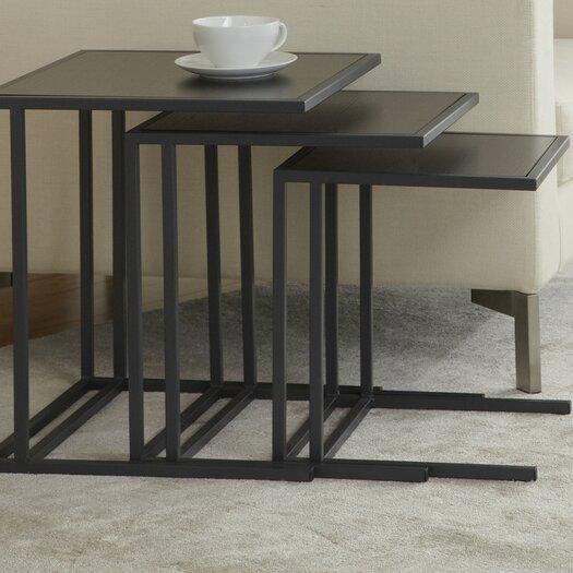 Jesper Office Parson Set of Three Nesting Tables