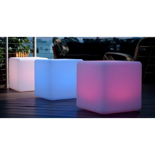 Smart & Green Big Cube LED Lamp