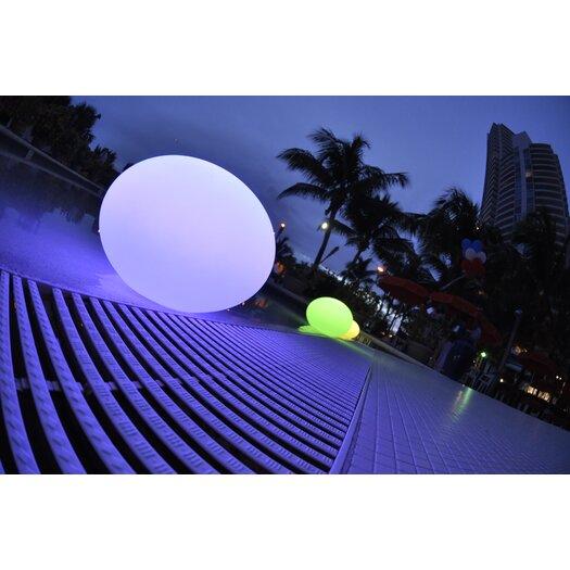 Smart & Green Flatball LED Lamp