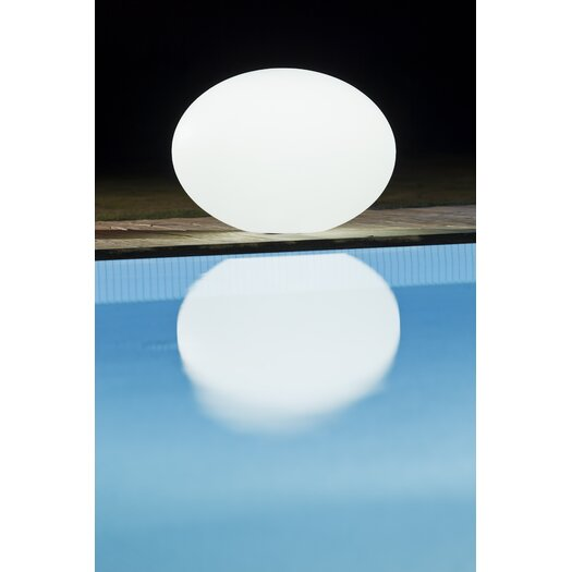 Smart & Green Big Flatball LED Lamp