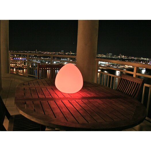 Smart & Green Rock LED Lamp