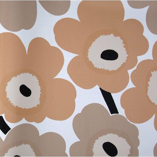 Unikko Floral Botanical Wallpaper
