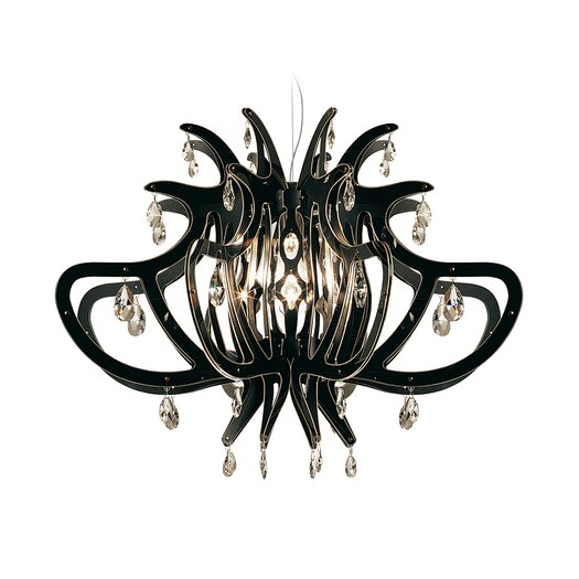 SLAMP Medusa 1 Light Suspension Chandelier