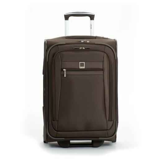 "Delsey Helium Hyperlite 20.5"" Spinners Suitcase"
