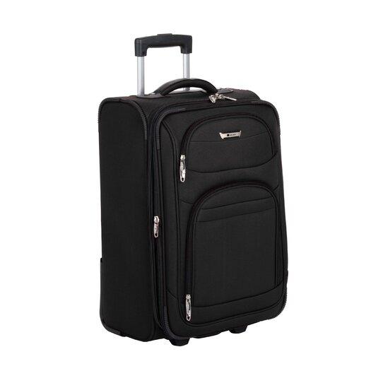 """Delsey Helium Quantum 21"""" Suitcase"""