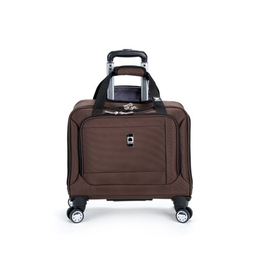 Delsey Helium Breeze 4.0 Spinner Trolley Tote