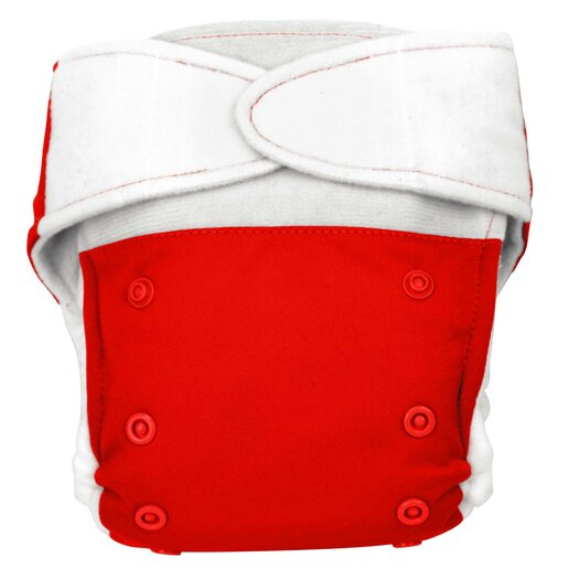 Babykicks Premium One Size Hook and Loop Closure Cloth Diaper