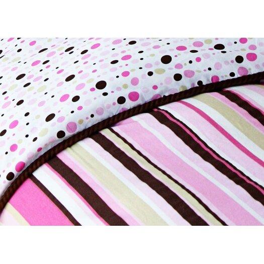 Caden Lane Classic Pink Duvet
