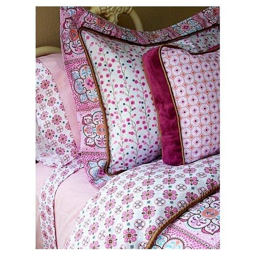 Caden Lane Modern Vintage Pink Duvet