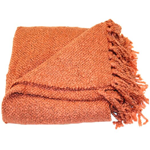 Woven Workz Marion Woven Acrylic Throw Blanket
