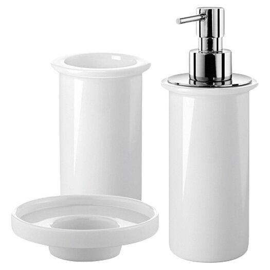 WS Bath Collections Saon Bathroom Accessories Set