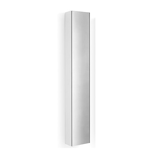 "WS Bath Collections Linea Ciacole 10.43"" x 62.6"" Surface Mount Medicine Cabinet"
