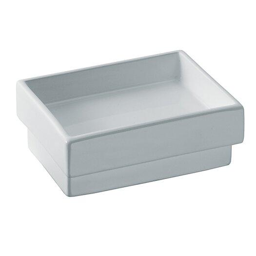 WS Bath Collections Skuara Soap Dish