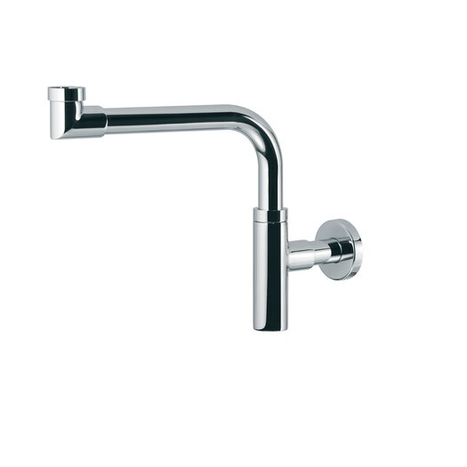 "WS Bath Collections Linea 12.2""Decorative P-Trap"