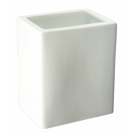 """WS Bath Collections Complements 19.7"""" x 11.8"""" Saon Tumbler"""