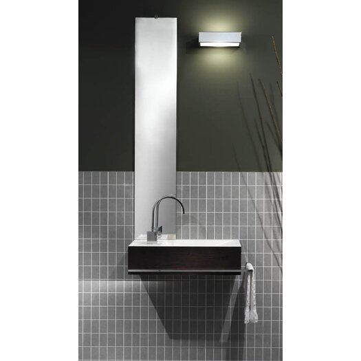 WS Bath Collections Reverse Bathroom Mirror