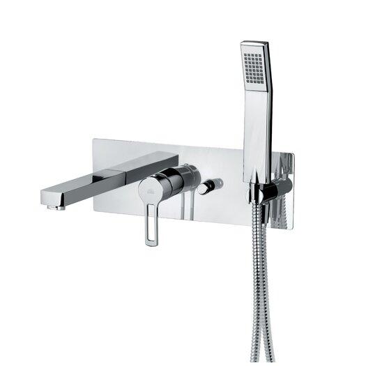WS Bath Collections Fonte Ringo Diverter Concealed Shower Faucet