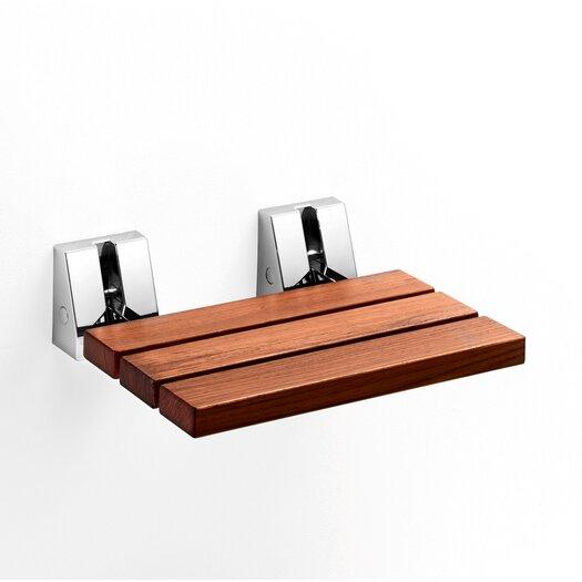 WS Bath Collections Scagni Folding Bathroom Seat