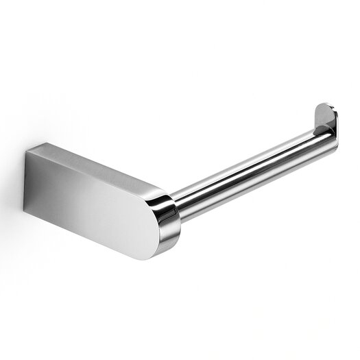 WS Bath Collections Muci Wall Mounted Toilet Paper Holder