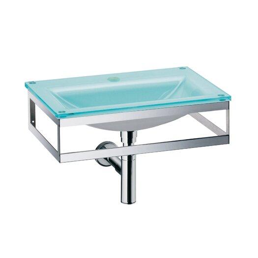 WS Bath Collections Linea Pocia Bathroom Sink