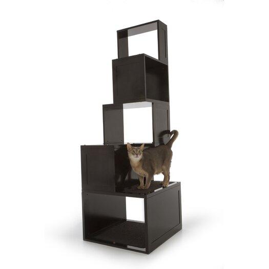 Designer Pet Products The Sebastian Modern Cat Tree