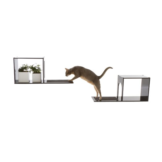 Designer Pet Products The Sophia Wall Mounted Cat Tree