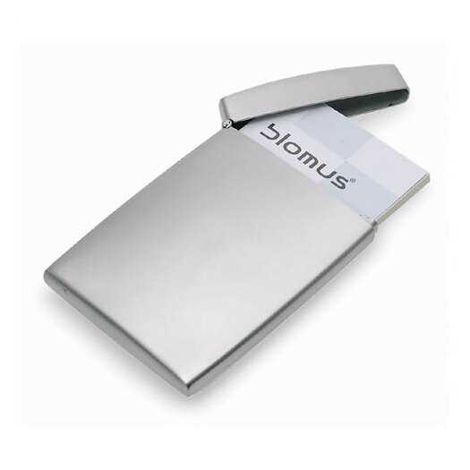 Blomus Gentleman's Business Card Case with Top