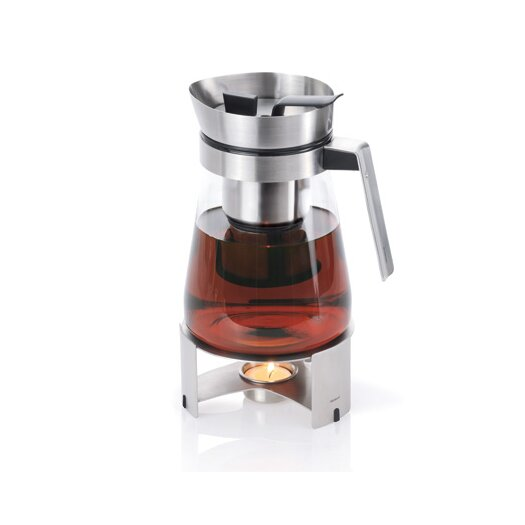 Blomus Sencha 1.03-qt. Tea Maker and Warmer Set